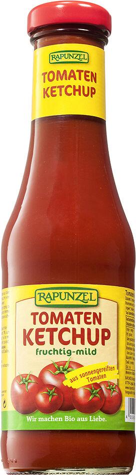 Bio  kečup RAPUNZEL 450 ml