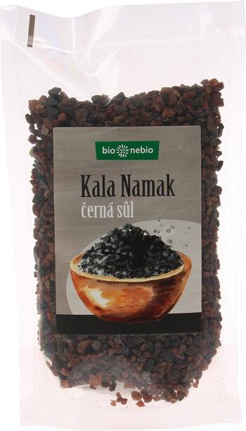 Kala Namak černá indická sůl bio*nebio 300 g