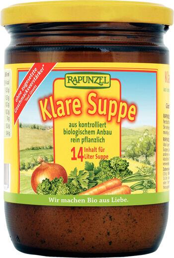 Bio zeleninový vývar čirý RAPUNZEL 250 g