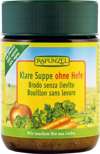 Bio zeleninový vývar bez droždí RAPUNZEL 160 g
