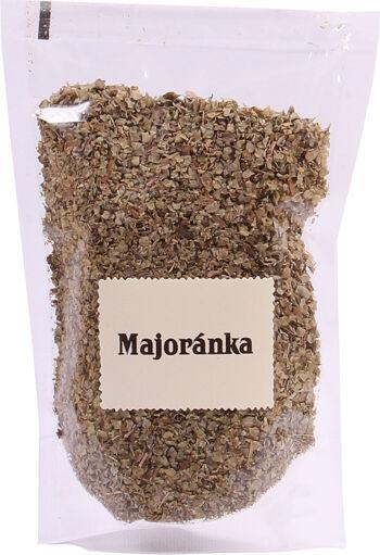 Bio majoránka drhnutá sáček bio*nebio 12 g