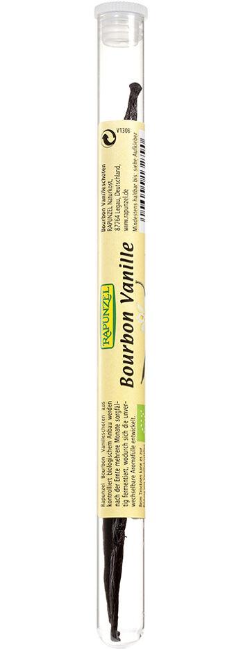 Bio Bourbon vanilka lusky RAPUNZEL 2 ks