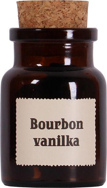 Bio Bourbon vanilka mletá bio*nebio 10 g