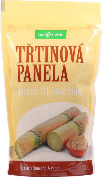 Bio sušená třtinová šťáva PANELA bio*nebio 300 g