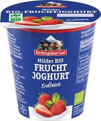 Bio jahodový jogurt BGL 150 g