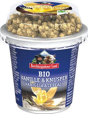 Bio vanilkový jogurt s müsli BGL 150 g