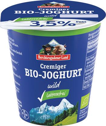Bio bílý jogurt bez laktózy BGL 150 g