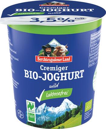 Bio bílý jogurt bez laktózy BGL 400 g