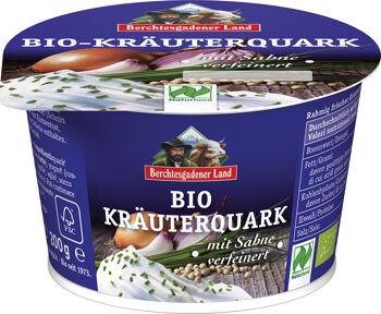 Bio bylinkový tvaroh se smetanou BGL 200 g