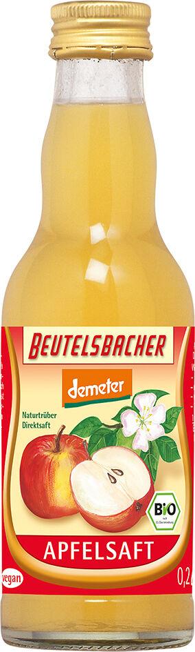 Bio jablečný mošt 100% Beutelsbacher 0,2 l