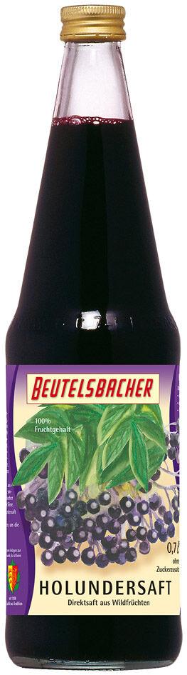 Bezinková šťáva 100% Beutelsbacher 0,7 l
