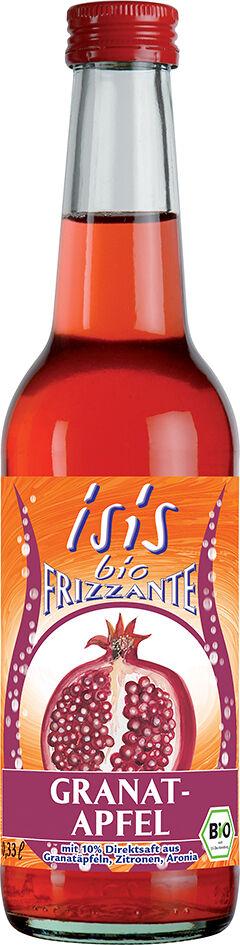 Bio Isis limonáda Granátové jablko 0,33 l