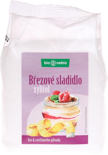 Bio březové sladidlo bio*nebio 500 g