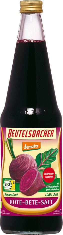 Bio řepná šťáva mléčně kvašená Beutelsbacher 0,7 l