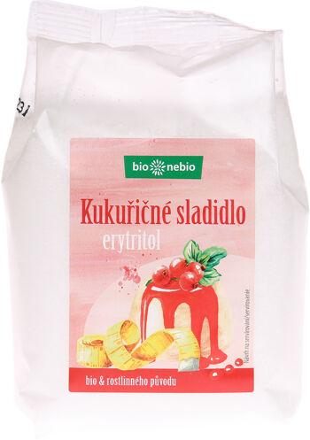 Bio kukuřičné sladidlo bio*nebio 500 g