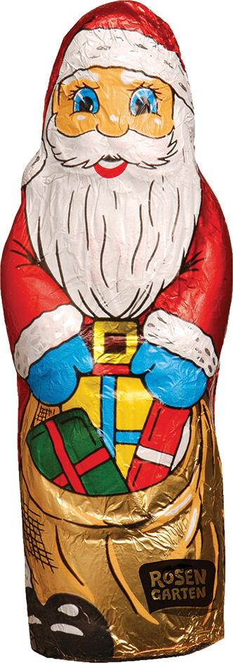 Bio Santa Claus z mléčné čokolády Rosengarten 50 g