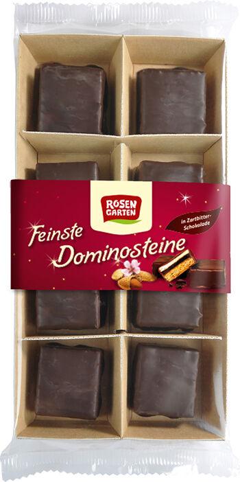 Bio perníčky s marcipánem v hořké čokoládě Rosengarten 140 g