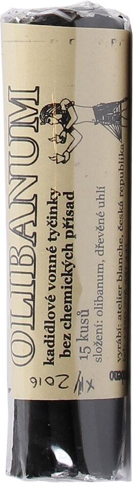 Vonné tyčinky olibanum