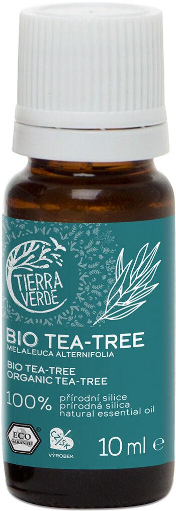 Silice Bio Tea tree Tierra Verde 10 ml