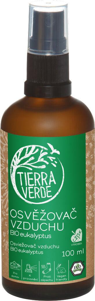 Osvěžovač vzduchu Eukalyptus Tierra Verde 100 ml