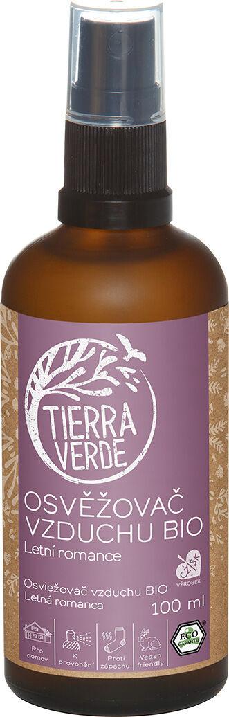 Osvěžovač vzduchu Letní romance Tierra Verde 100 ml