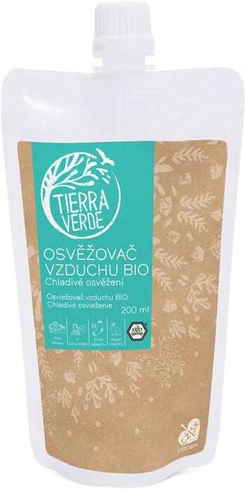 Náplň do osvěžovače Chladivé osvěžení Tierra Verde 200 ml