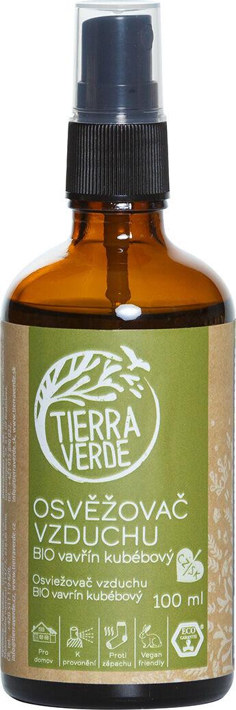 Osvěžovač vzduchu Vavřín kubébový Tierra Verde 100 ml