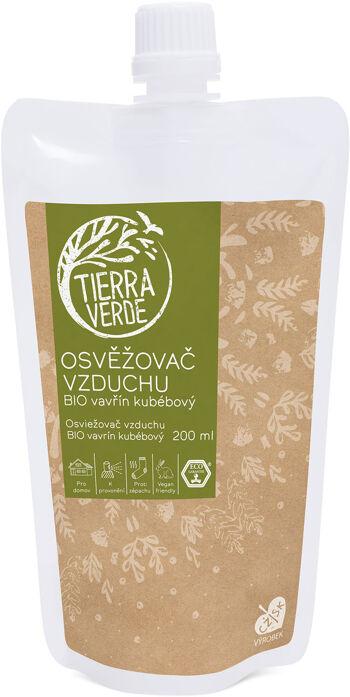 Náplň do osvěžovače Vavřín kubébový Tierra Verde 200 ml