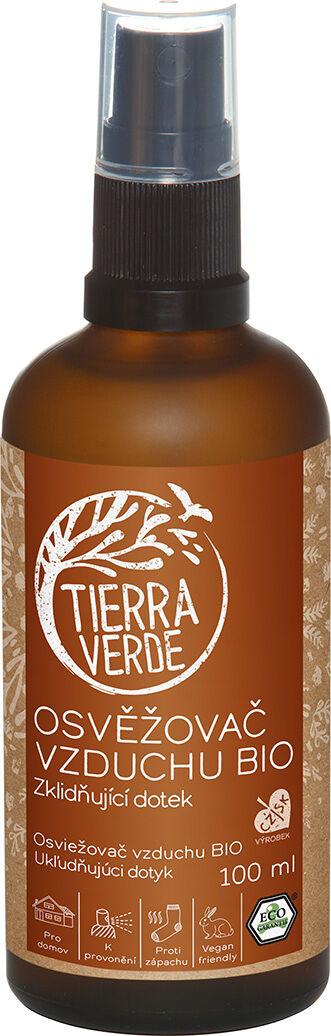 Osvěžovač vzduchu Zklidňující dotek Tierra Verde 100 ml