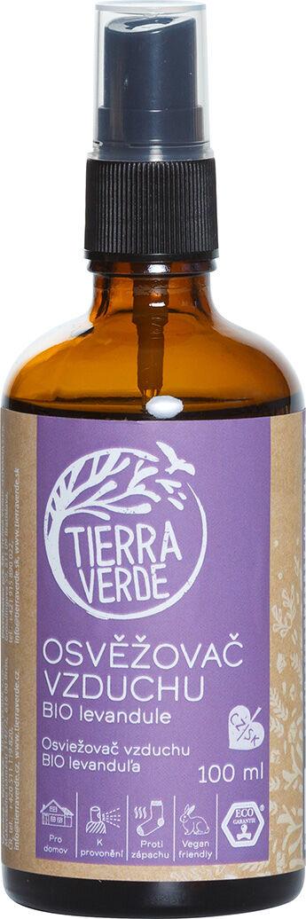 Osvěžovač vzduchu Levandule Tierra Verde 100 ml