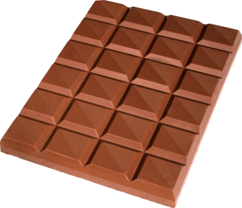 Bio mléčná čokoláda na vaření 2,5 kg