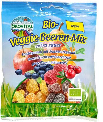 Bio želé BOBULE vegan ÖKOVITAL 100 g