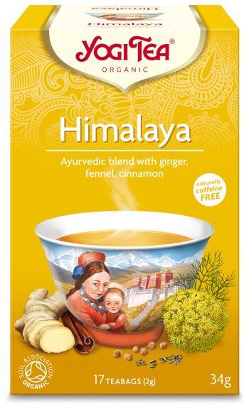 Bio Himalaya Yogi Tea 17 x 2 g