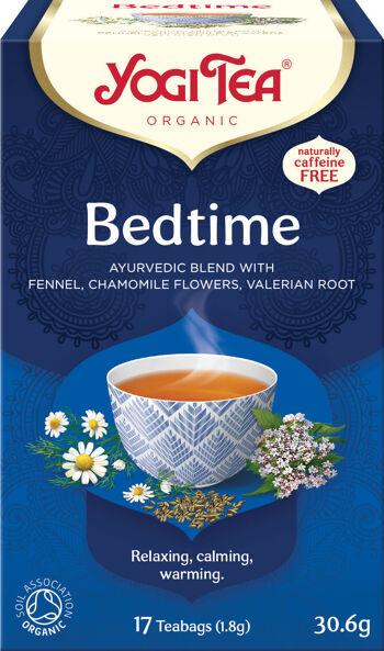 Bio Čas ke spánku Yogi Tea 17 x 1,8 g