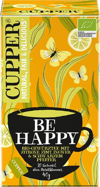Bio Buď šťastný Cupper 40 g