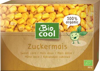 Bio sladká kukuřice mražená BioCool 300 g