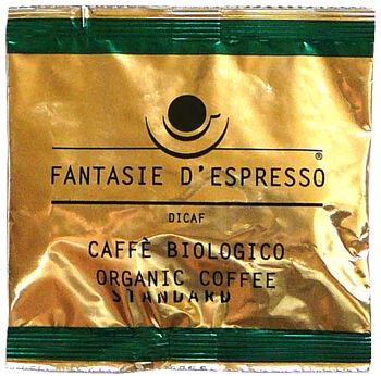 Bio káva polštářky DiCaf 7 g