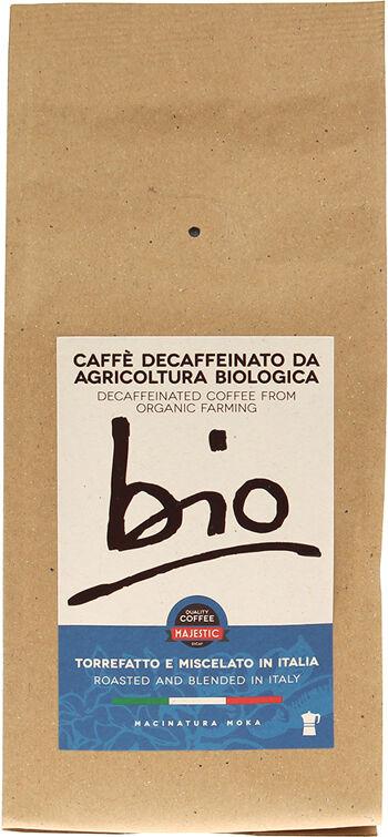 Bio káva bez kofeinu mletá DiCaf 250 g