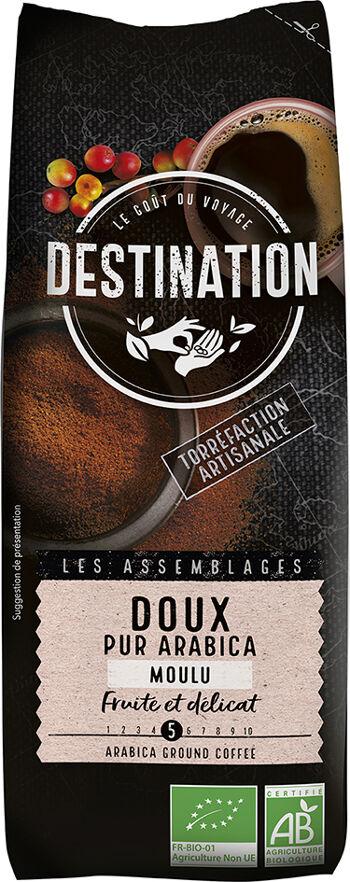 Bio káva mletá Doux Destination 250 g