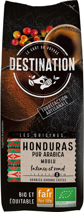 Bio káva mletá Honduras Destination 250 g