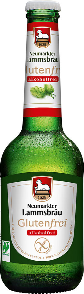 Bio bezlepkové nealkoholické Lammsbräu 330 ml