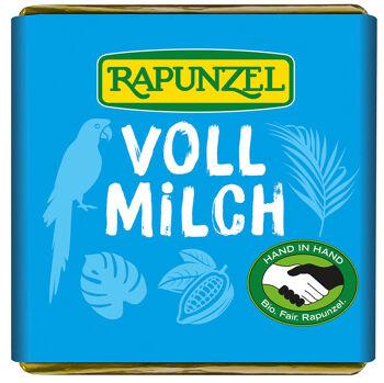 Bio mléčné miničokoládky RAPUNZEL 150 x 4,5 g