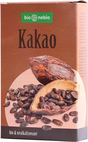 Bio kakaový prášek bio*nebio 150 g