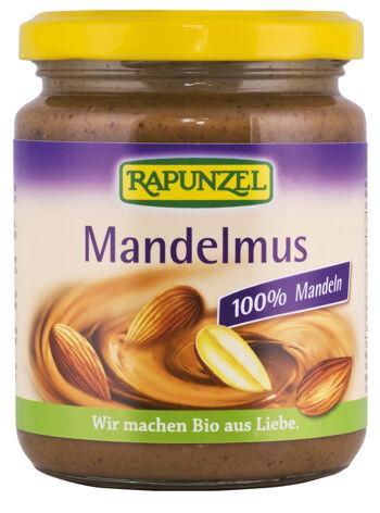 Bio 100% pasta z pražených mandlí RAPUNZEL 250 g