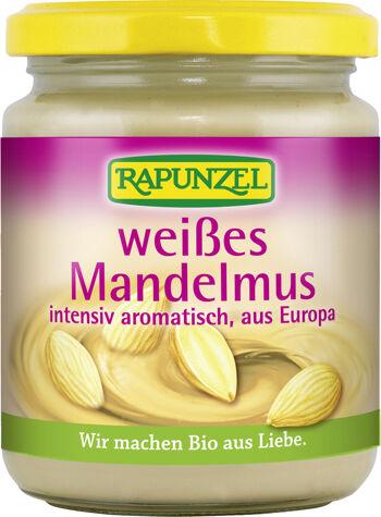 Bio 100% pasta z nepražených mandlí Evropa RAPUNZEL 250 g