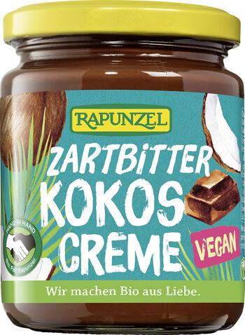 Bio čoko-kokosový krém RAPUNZEL 250 g