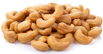 Bio kešu ořechy pražené bio*nebio 5 kg