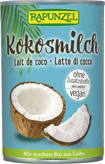 Bio kokosové mléko RAPUNZEL 400 ml