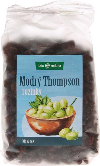 Bio rozinky  Modrý Thompson bio*nebio 400 g