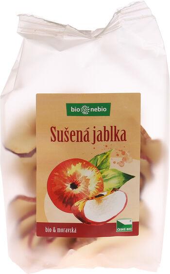 Bio sušená jablka ČESKÉ BIO 50 g
